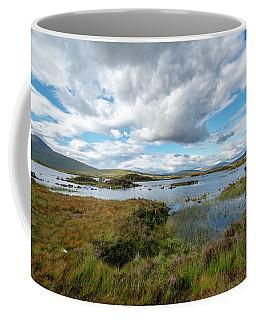 View In Glencoe, Scotland Coffee Mug