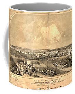 View Of San Francisco Coffee Mug