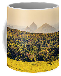 View To The Sunshine Coast Coffee Mug