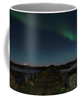 Viking Path Coffee Mug