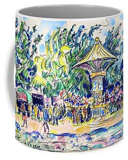 Village Festival, The Vogue - Digital Remastered Edition Coffee Mug