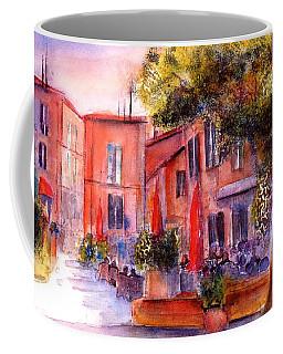 Village Roussillon Provence France Coffee Mug
