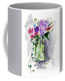Vintage Beauty Coffee Mug