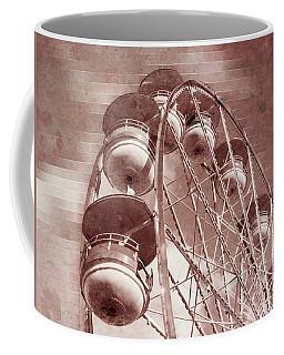 Vintage Ferris Wheel Coffee Mug