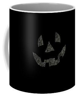 Vintage Pumpkin Face Coffee Mug
