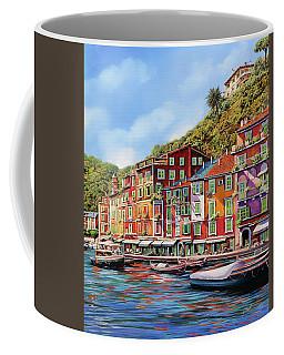 Viola Portofino Coffee Mug