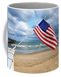 Virginia Beach Salute Coffee Mug