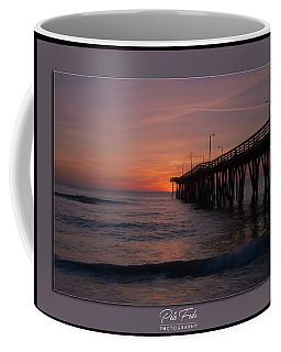 Virginia Beach Sunrise Coffee Mug