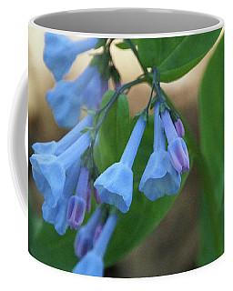 Virginia Bluebells Coffee Mug