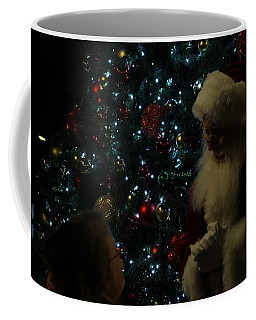 Visit With Santa Coffee Mug