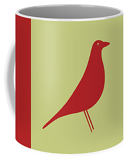 Vitra Eames House Bird I Coffee Mug