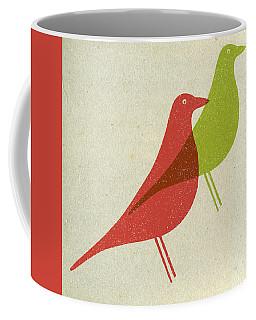 Vitra Eames House Birds I Coffee Mug