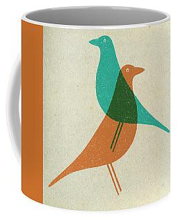 Vitra Eames House Birds II Coffee Mug
