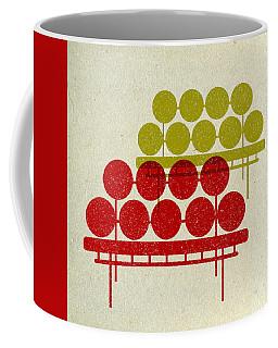 Vitra Marshmallow Sofas Coffee Mug