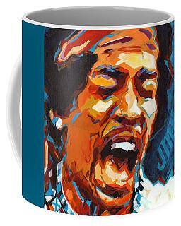 Voodoo Child - Jimi Hendrix In 1969 Coffee Mug