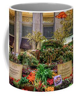 Vw Bug Planter Coffee Mug
