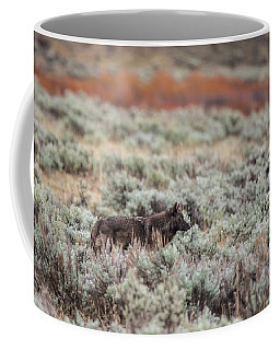 Coffee Mug featuring the photograph W30 by Joshua Able's Wildlife