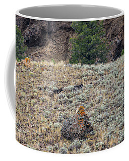 Coffee Mug featuring the photograph W32 by Joshua Able's Wildlife