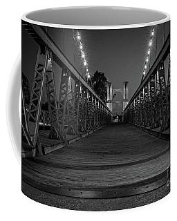 Waco Suspension Bridge  Coffee Mug