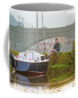 Waiting For The Tide..... Coffee Mug