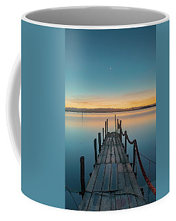 Coffee Mug featuring the photograph Walk Off by Bruno Rosa