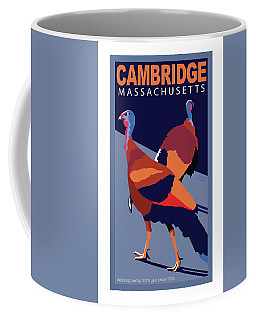 Walking Away From You-cambridge Coffee Mug