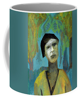 Walking In A Forest Coffee Mug