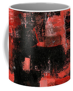 Coffee Mug featuring the painting Wall Of Fame by Arttantra