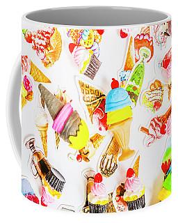 Wall Of Sweetness Coffee Mug