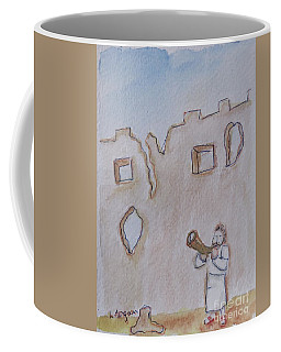 Walls Of Jericho Coffee Mug
