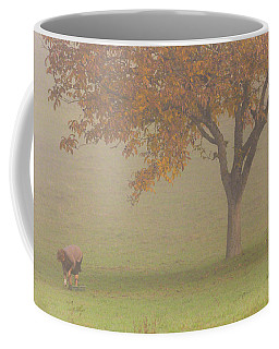 Coffee Mug featuring the photograph Walnut Farmer, Beynac, France by Mark Shoolery
