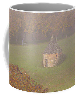 Coffee Mug featuring the photograph Walnut Farmers, Beynac, France by Mark Shoolery