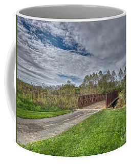 Walnut Woods Bridge - 1 Coffee Mug