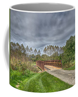 Walnut Woods Bridge - 2 Coffee Mug