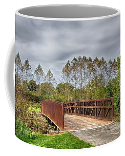 Walnut Woods Bridge - 3 Coffee Mug