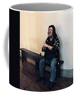 Walt Sitting Coffee Mug