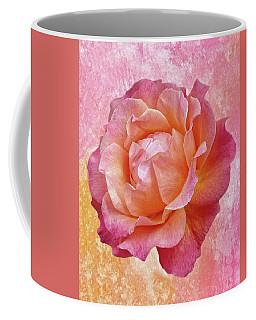 Warm And Crunchy Rose Coffee Mug