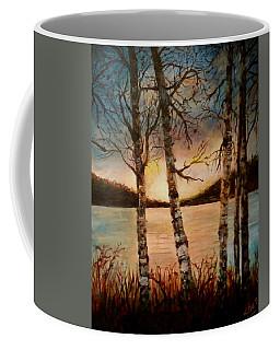 Warm Fall Day Coffee Mug