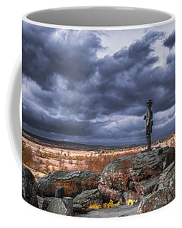 Warren In Infrared Coffee Mug