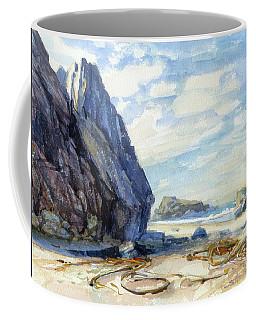 Washed Ashore Coffee Mug