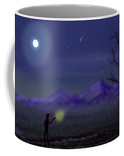 Watching Shooting Stars Coffee Mug