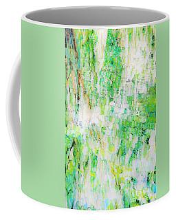 Water Colored  Coffee Mug