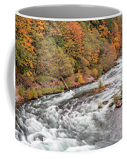 Water Colors Coffee Mug