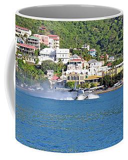Water Launch Coffee Mug