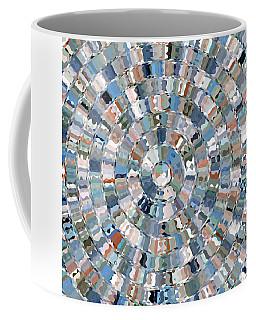Water Mosaic Coffee Mug
