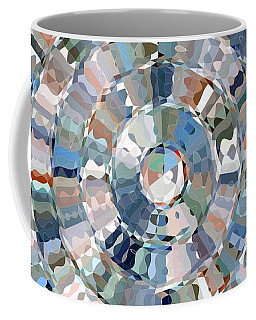 Water Mosaic Coffee Mug