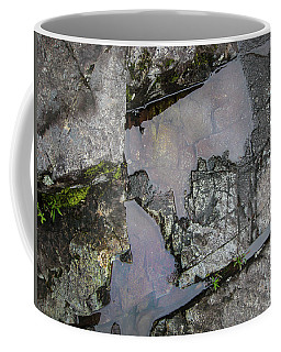 Coffee Mug featuring the photograph Water On The Rocks 3 by Juan Contreras