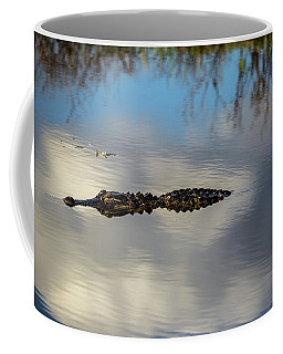 Watery Predator Coffee Mug