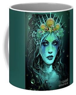 Water Queen Coffee Mug