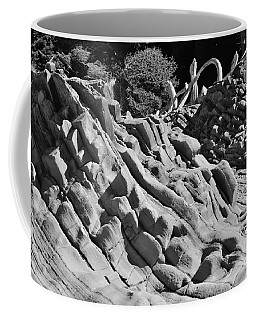 Water Sculpture Coffee Mug